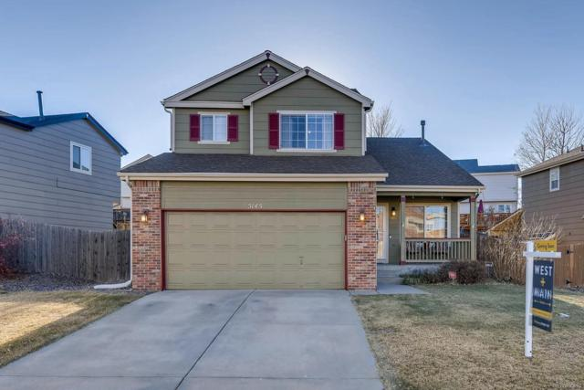 5145 S Jericho Street, Centennial, CO 80015 (#7346033) :: HomeSmart Realty Group