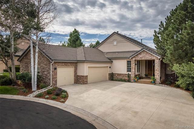 3205 Country Club Parkway, Castle Rock, CO 80108 (#7346112) :: Peak Properties Group
