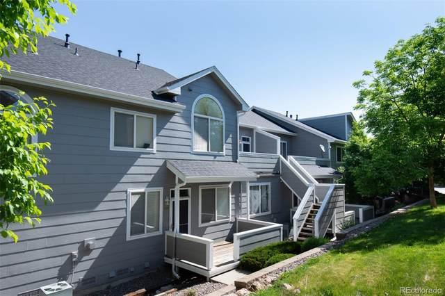 1050 S Walden Way #202, Aurora, CO 80017 (#7347247) :: The HomeSmiths Team - Keller Williams