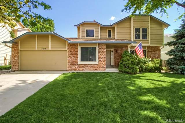 17510 E Caspian Place, Aurora, CO 80013 (#7347422) :: Berkshire Hathaway Elevated Living Real Estate