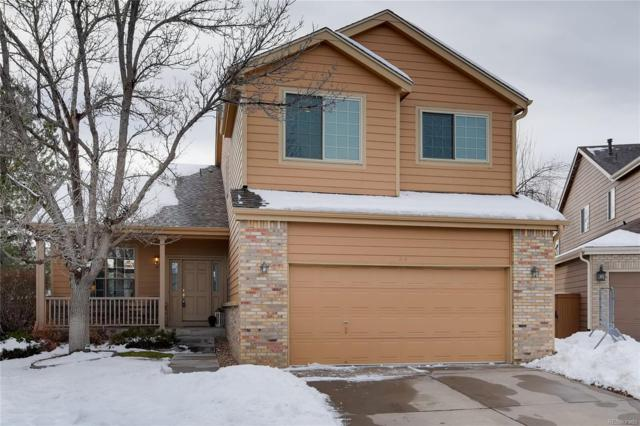 312 Florence Court, Highlands Ranch, CO 80126 (#7347825) :: The Griffith Home Team