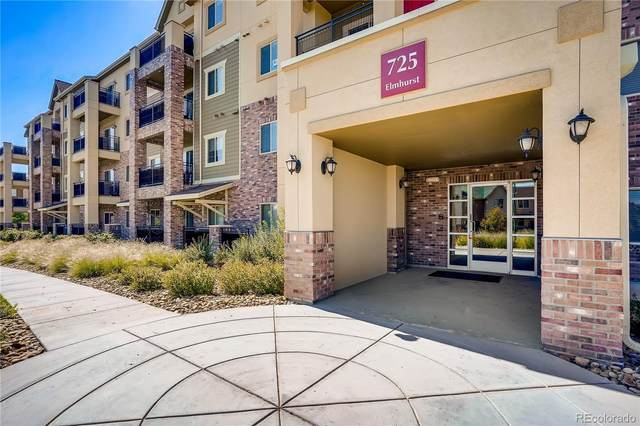 725 Elmhurst Drive #407, Highlands Ranch, CO 80129 (#7348773) :: The Scott Futa Home Team