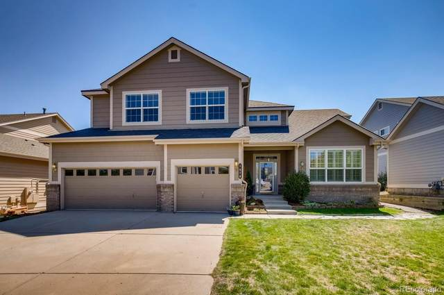 1678 Rose Petal Lane, Castle Rock, CO 80109 (#7348789) :: Compass Colorado Realty