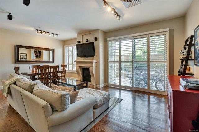 2500 E Cherry Creek South Drive #113, Denver, CO 80209 (#7349507) :: The Heyl Group at Keller Williams