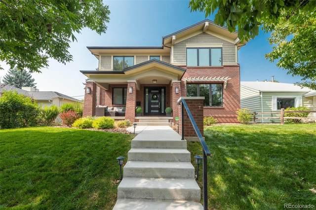 1545 S Milwaukee Street, Denver, CO 80210 (#7350139) :: Bring Home Denver with Keller Williams Downtown Realty LLC