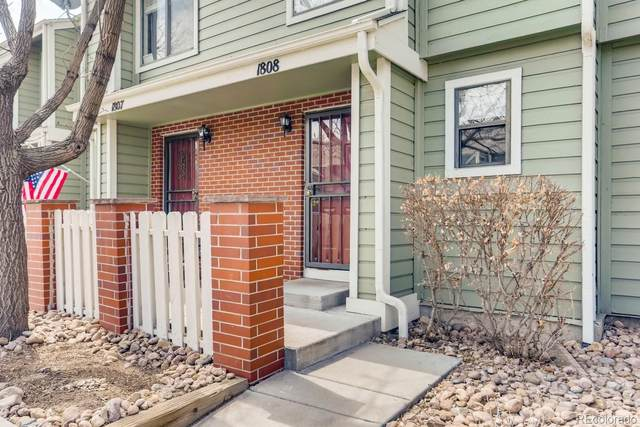 7474 E Arkansas Avenue #1808, Denver, CO 80231 (#7350194) :: Hudson Stonegate Team