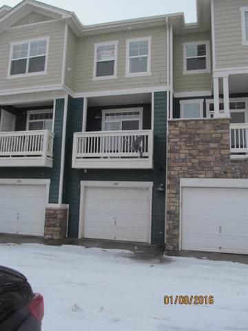 9394 Ashbury Circle #102, Parker, CO 80134 (#7350966) :: Real Estate Professionals