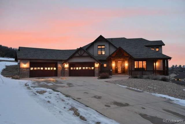 1734 Haystack Road, Castle Rock, CO 80104 (#7351235) :: The DeGrood Team