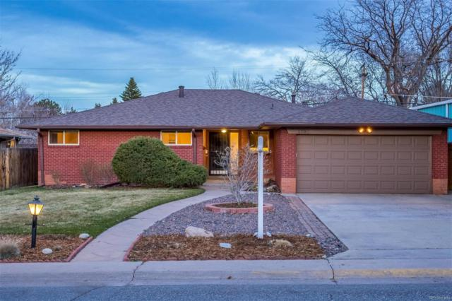 170 S Holly Street, Denver, CO 80246 (#7351238) :: The Peak Properties Group
