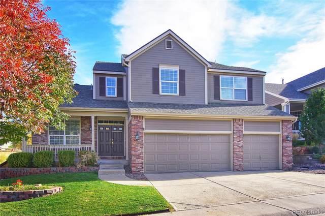10022 Heatherwood Lane, Highlands Ranch, CO 80126 (#7351265) :: Colorado Home Finder Realty