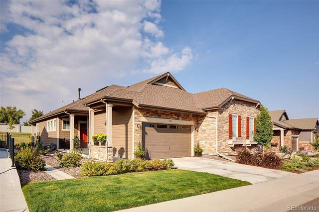 7027 W Jewell Drive, Lakewood, CO 80227 (#7351936) :: The Brokerage Group