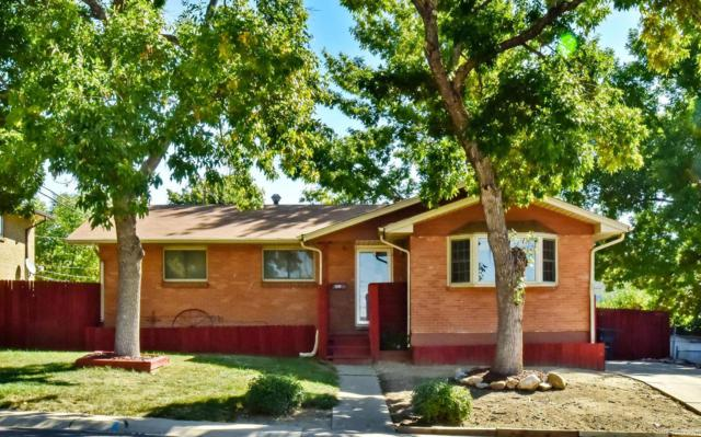 8360 Clarkson Street, Denver, CO 80229 (#7352267) :: The Peak Properties Group