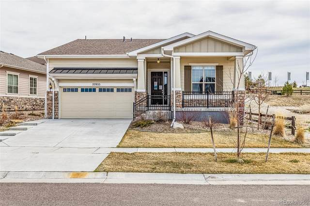 22955 E Bailey Circle, Aurora, CO 80016 (MLS #7352531) :: 8z Real Estate