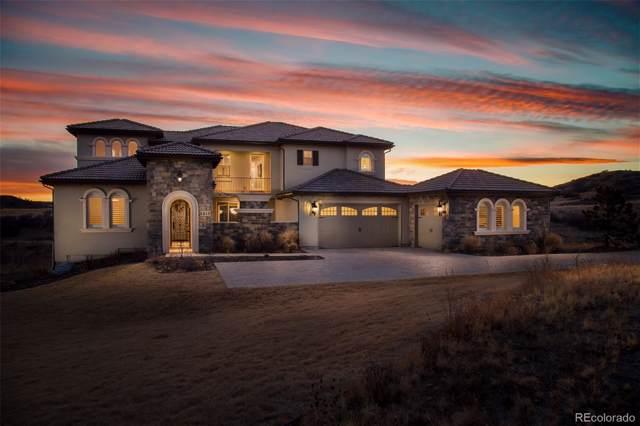 5613 Raintree Drive, Parker, CO 80134 (MLS #7352880) :: 8z Real Estate