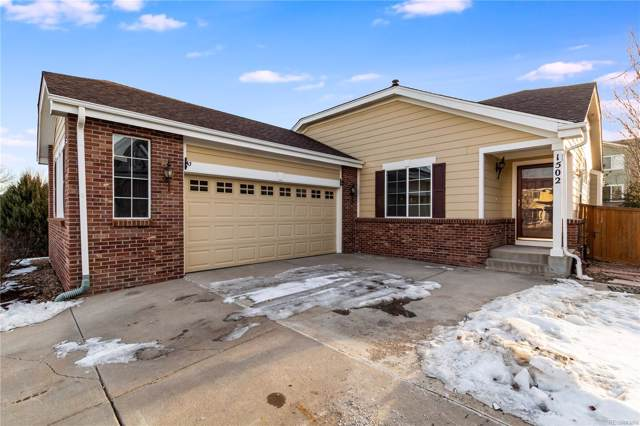 1502 Hickory Drive, Erie, CO 80516 (#7353058) :: Bring Home Denver with Keller Williams Downtown Realty LLC