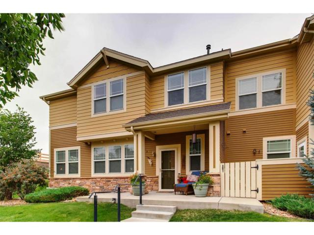 13990 W 83rd Place A, Arvada, CO 80005 (MLS #7353413) :: 8z Real Estate