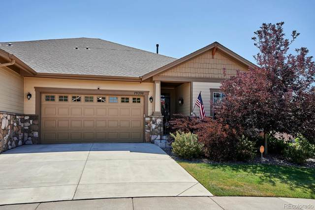 19398 E Quincy Place, Aurora, CO 80015 (#7353516) :: The DeGrood Team