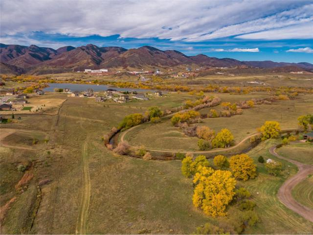 8731 N Rampart Range Road, Littleton, CO 80125 (#7353520) :: Structure CO Group