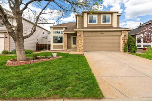 5015 Weeping Willow Circle, Highlands Ranch, CO 80130 (#7353687) :: The Galo Garrido Group