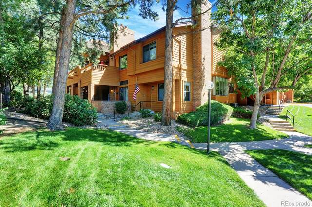 9400 E Iliff Avenue #117, Denver, CO 80231 (#7353710) :: Wisdom Real Estate
