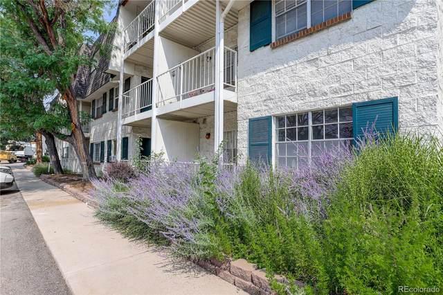 5995 E Iliff Avenue #314, Denver, CO 80222 (MLS #7353740) :: Find Colorado