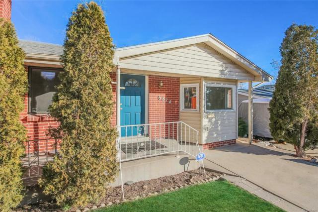6874 Balsam Street, Arvada, CO 80004 (MLS #7353811) :: 8z Real Estate