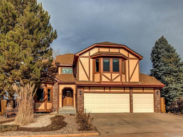 7461 Powderhorn Drive, Littleton, CO 80124 (#7354334) :: The Colorado Foothills Team | Berkshire Hathaway Elevated Living Real Estate