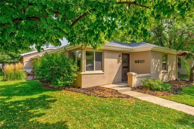1198 Eudora Street, Denver, CO 80220 (#7354418) :: The HomeSmiths Team - Keller Williams