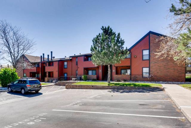 12007 E Harvard Avenue #102, Aurora, CO 80014 (#7354423) :: The Griffith Home Team