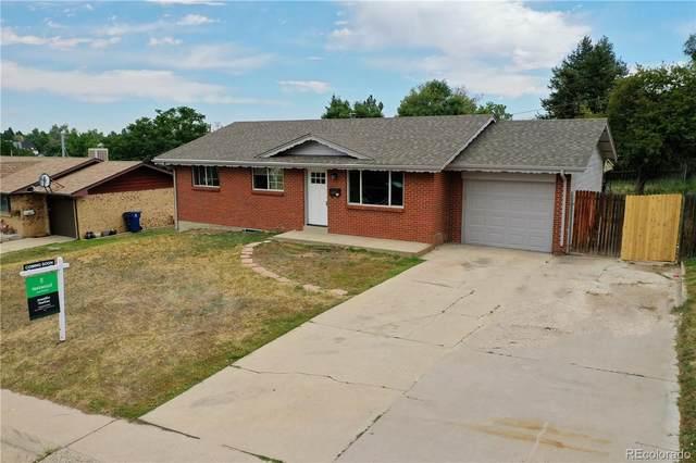 988 S Saulsbury Street, Lakewood, CO 80226 (MLS #7354730) :: 8z Real Estate