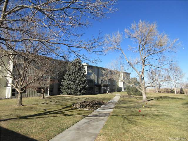 595 S Alton Way 1C, Denver, CO 80247 (MLS #7354835) :: 8z Real Estate