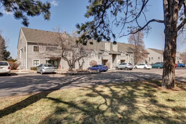 3600 S Pierce Street #106, Lakewood, CO 80235 (#7355069) :: 5281 Exclusive Homes Realty