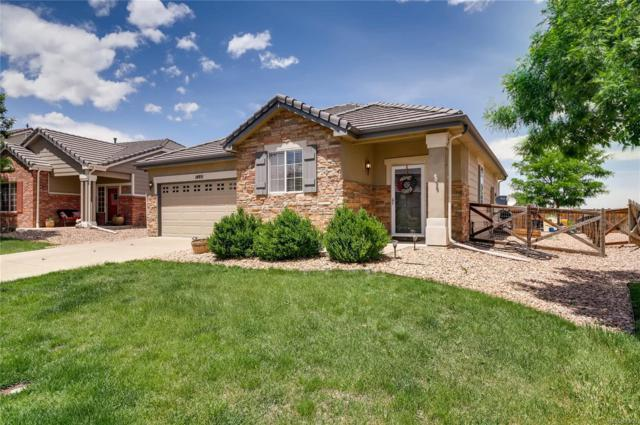 14951 E 119th Avenue, Commerce City, CO 80603 (#7355166) :: The Heyl Group at Keller Williams