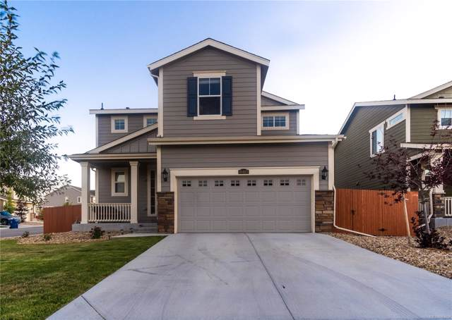 10465 Evansville Circle, Parker, CO 80134 (#7355217) :: The DeGrood Team