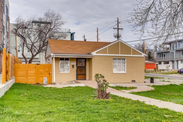 1945 Hooker Street, Denver, CO 80204 (#7355288) :: House Hunters Colorado