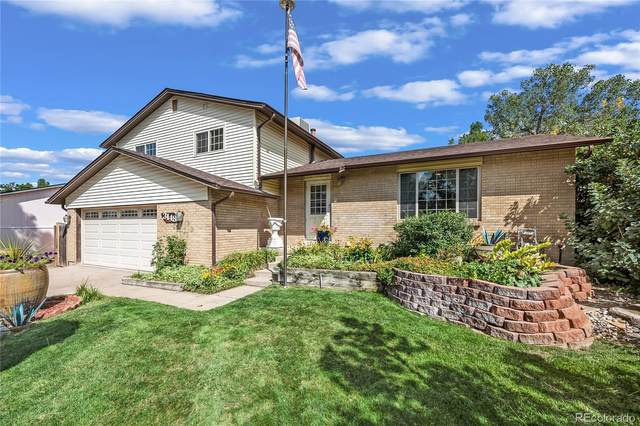 3148 S Granby Way, Aurora, CO 80014 (#7355888) :: Own-Sweethome Team
