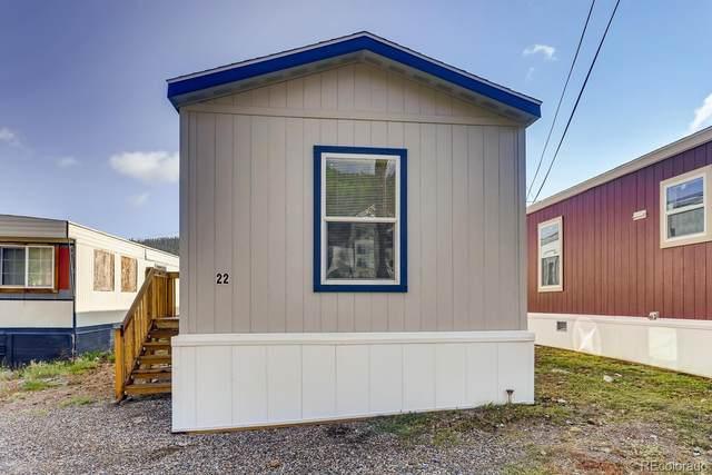 847 Airport Road, Breckenridge, CO 80424 (MLS #7356091) :: 8z Real Estate