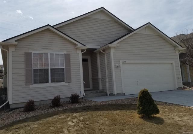 22026 Hill Gail Way, Parker, CO 80138 (#7356142) :: Compass Colorado Realty