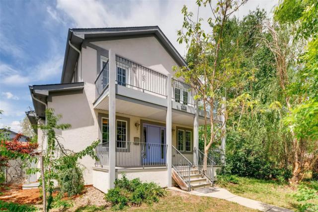 3215 S Corona Street, Englewood, CO 80113 (#7356400) :: The Peak Properties Group