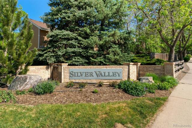 8745 W Cornell Avenue #6, Lakewood, CO 80227 (#7356673) :: Bring Home Denver with Keller Williams Downtown Realty LLC