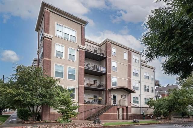 1780 Washington Street #404, Denver, CO 80203 (#7356688) :: Wisdom Real Estate