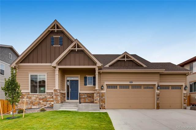 1947 Pinion Wing Circle, Castle Rock, CO 80108 (#7356849) :: The Brokerage Group