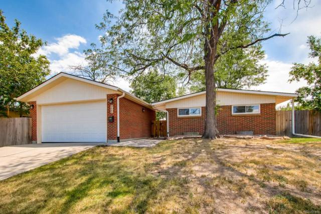 9400 Ridge Road, Arvada, CO 80002 (#7356935) :: My Home Team