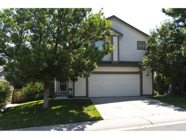 10424 Hollyhock Court, Highlands Ranch, CO 80129 (MLS #7357277) :: 8z Real Estate