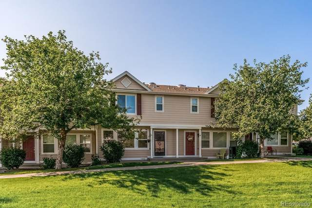 46 Harlan Street C, Lakewood, CO 80226 (#7357686) :: Chateaux Realty Group