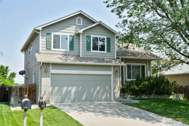 5223 E 123rd Court, Thornton, CO 80241 (MLS #7357771) :: Clare Day with Keller Williams Advantage Realty LLC