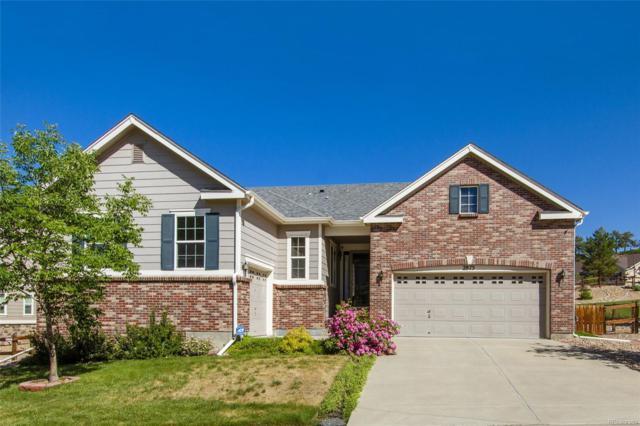 2875 Mccracken Lane, Castle Rock, CO 80104 (MLS #7358363) :: 8z Real Estate