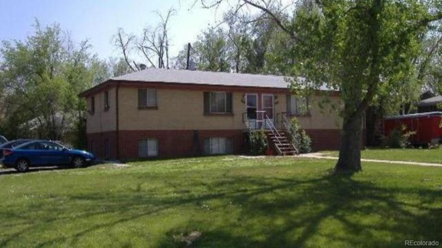 10640 W 38th Place, Wheat Ridge, CO 80033 (#7358691) :: The Peak Properties Group