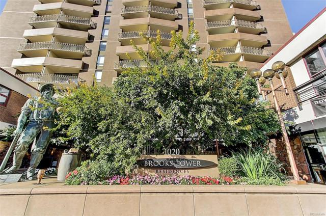 1020 15th Street 22I, Denver, CO 80202 (#7358804) :: The Peak Properties Group