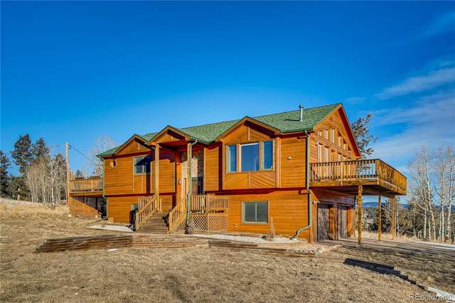 899 Quakie Way, Bailey, CO 80421 (#7358952) :: iHomes Colorado